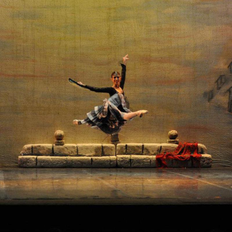 Bianca Assad Ballerina Ghenesis