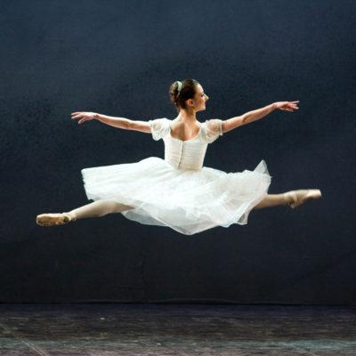 Elena Casolari Ballerina Ghenesis