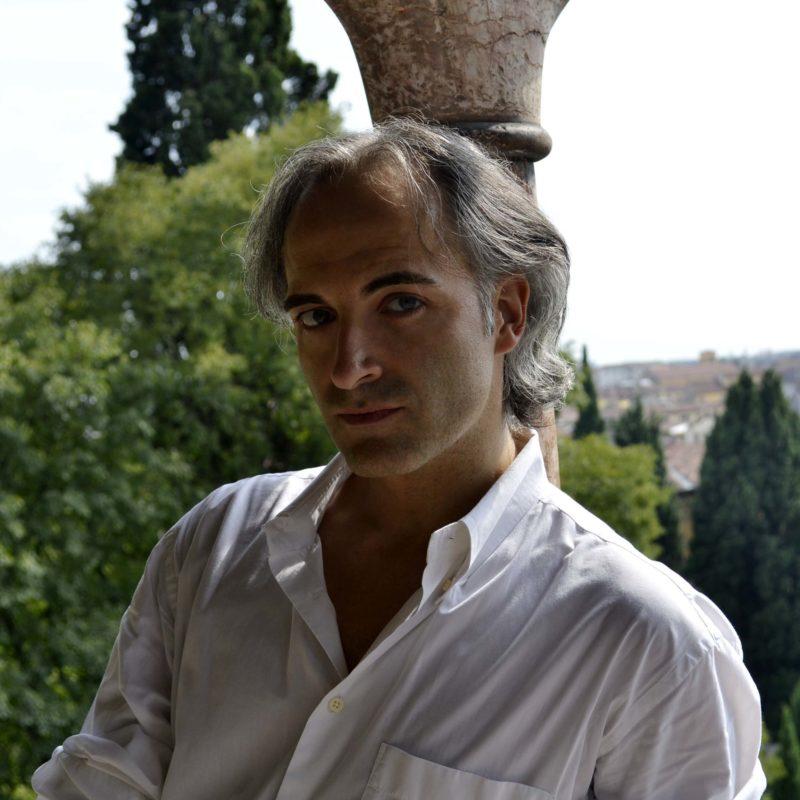Filippo Tonon Attore Ghenesis