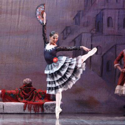 Michela Creston Ballerina Ghenesis